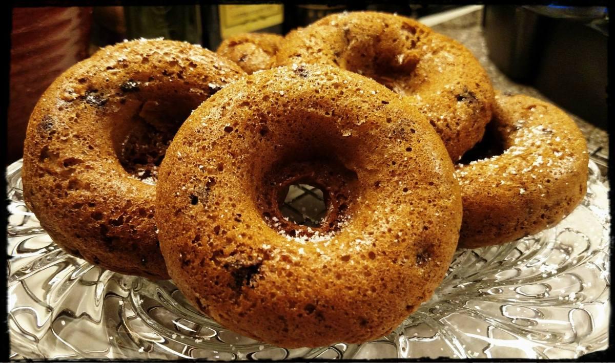 Tiramisu Donuts - Phase I