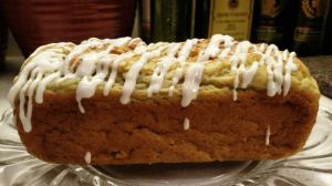 KEY LIME CREAM CHEESE POUND CAKE
