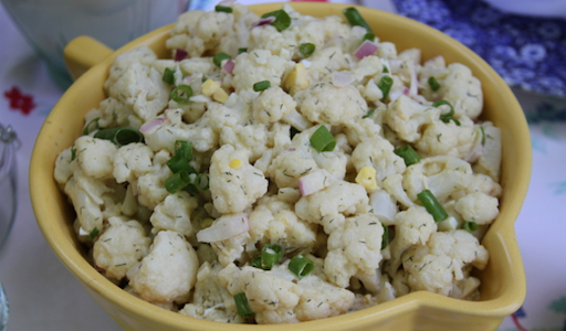 cauliflower-salad