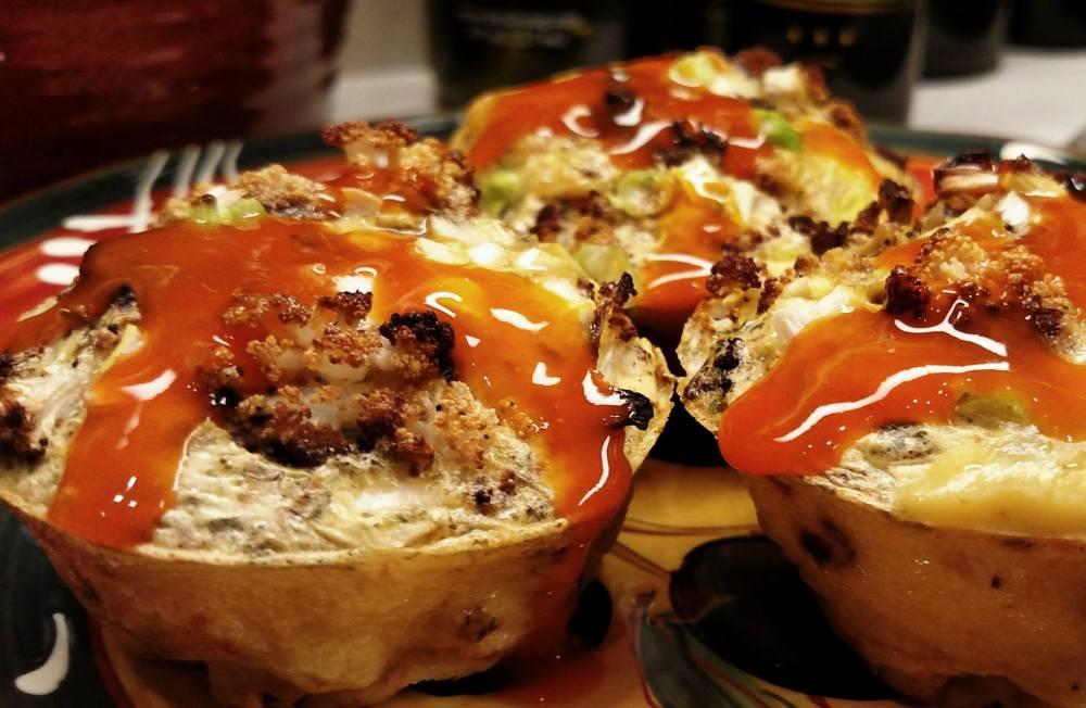 cajun-egg-muffin
