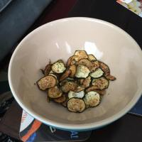 Zucchini Chips-my new obsession