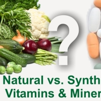 The Differences Between Synthetic and Natural Vitamins